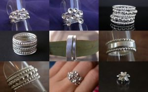 Stacking Rings of all kinds